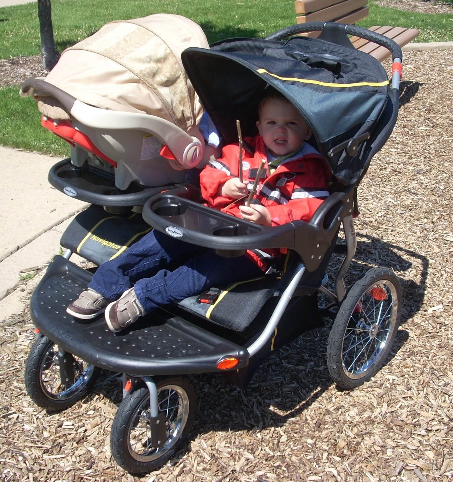 For Infants - Stroller Combo